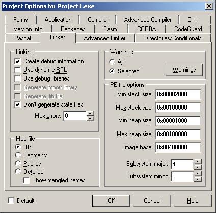FAQ sobre Borland C++ Builder